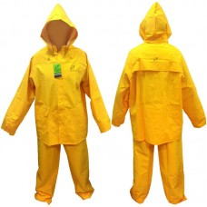 "CD 337/AM - Traje Impermeable ""RESISTENTE"""