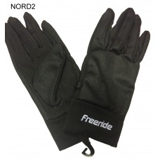 NORD 2 - Guante Unisex Negro.